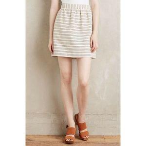 New Anthropologie Silver Lake Skirt Size 6